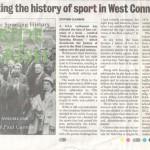 Review - Connacht Tribune January 2013